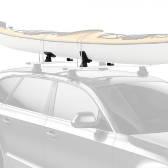 Photo Thule - DeckGlide Kayak Carrier for Nissan Titan