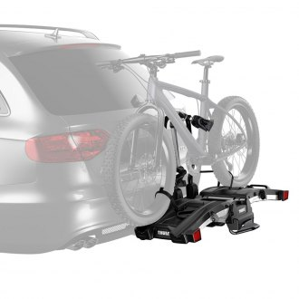 "Thule® - EasyFold XT Hitch Mount Bike Rack (2 Bike Fits 1-1/4"" and 2"" Receivers)"