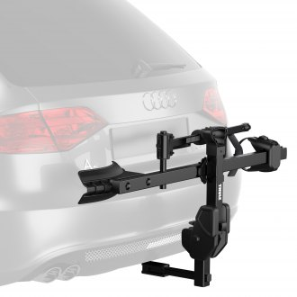 "Thule® - T1 Hitch Mount Platform Bike Rack (1 Bike Fits 1-1/4"" and 2"" Receivers)"