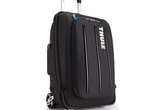 Thule® - Crossover Rolling Carry-On with Laptop Pocket