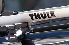 Thule® - Roof-Mount Bike Rack