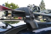 Thule® - Snowcat Ski and Snowboard Rack