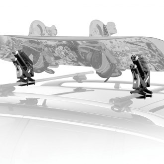 Photo Thule - Snowboard Carrier for Nissan Titan