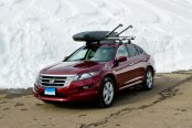 Thule® - Flat Top Ski and Snowboard Rack