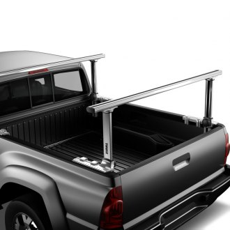 Image may not reflect your exact vehicle! Thule® - Xsporter Pro™ Multi-Height Aluminum Truck Rack