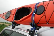 Thule® - Hull-a-Port Kayak Carrier