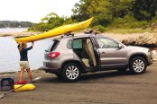 Thule® - Set-to-Go Kayak Rack