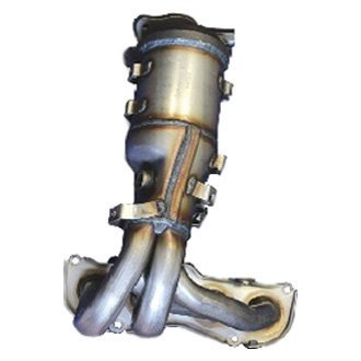 Thunderbolt® - Exhaust Manifold with Integrated Catalytic Converter