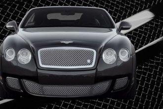 Tiarra® - Chrome Luxury Mesh Grille Kit