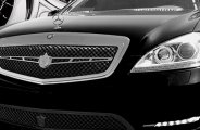 Tiarra® - Black Luxury Mesh Grille Kit