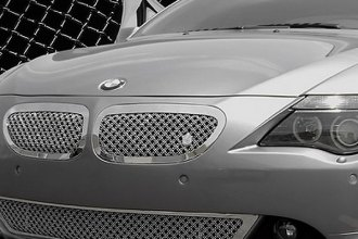 Tiarra® - Luxury Chrome Dual Weave Mesh Grille Kit