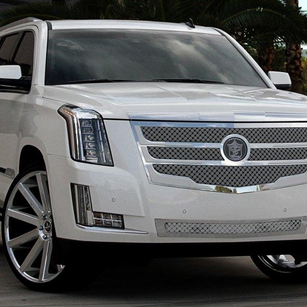 Cadillac Escalade 2015 Used: Cadillac Escalade 2015 Luxury Chrome