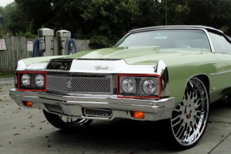 Tiarra® TH73CAPRICE-02 - Luxury Headlight Bezels