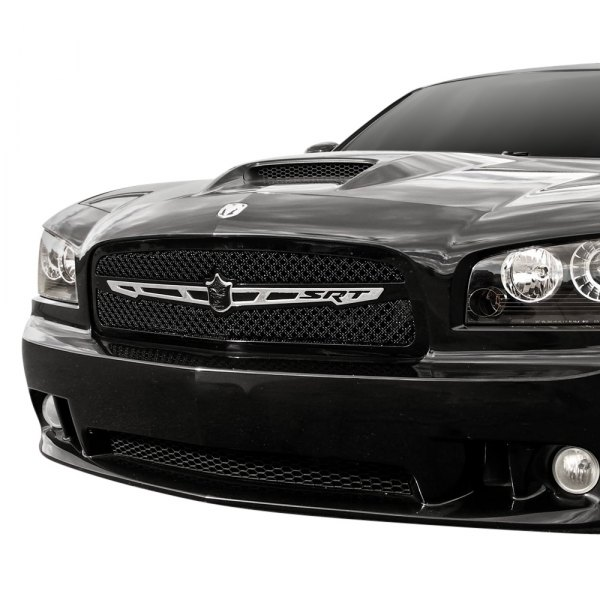 Dodge Charger 2009 2-Pc Luxury Series Chrome
