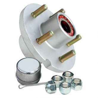 Tie Down Engineering® - Idler Trailer Hub Kit with Nuts