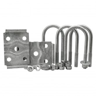 Tie Down Engineering® - Leaf Spring Tie Plate Kit
