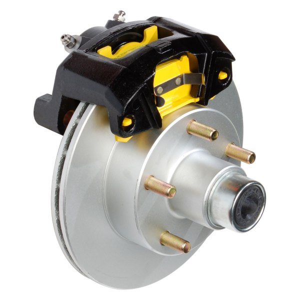 "Tie Down Engineering® - 10"" Vented Disc Brake Assembly with Integral Hub"