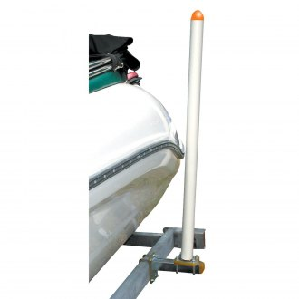 Tie Down Engineering® - Shock Absorbing PVC Boat Guide