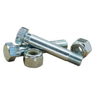 Tie Down Engineering® - Fluted Leaf Spring Shackle Bolts and Nuts