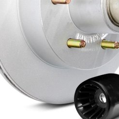 Tie Down Engineering® - Cap Style Vented Disc Brake Assembly