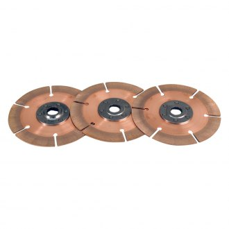 Tilton® - 3-Plate Metallic Clutch Disc