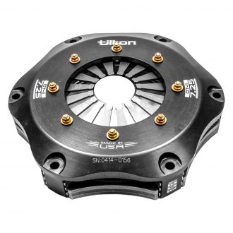 "Tilton® - 7.25"" 3-Plate OT-II Metallic Racing Clutch"