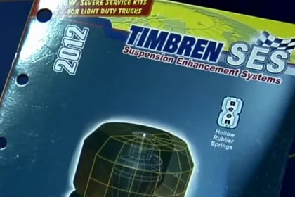Timbren® SES Kit Video Review