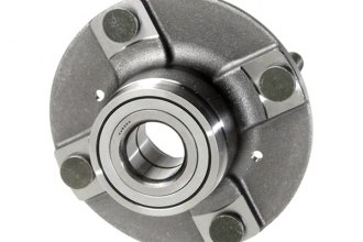 Timken® - Wheel Bearing and Hub Assembly, Rear