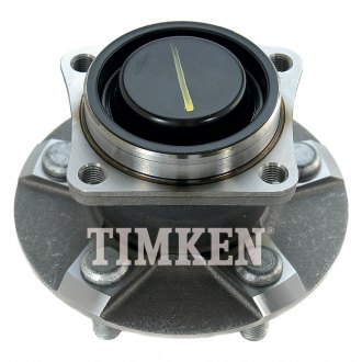 Timken® - Rear Wheel Bearing and Hub Assembly