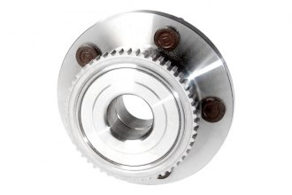 Timken® - Wheel Bearing and Hub Assembly, Front