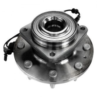 Timken® - Rear Wheel Bearing Assembly