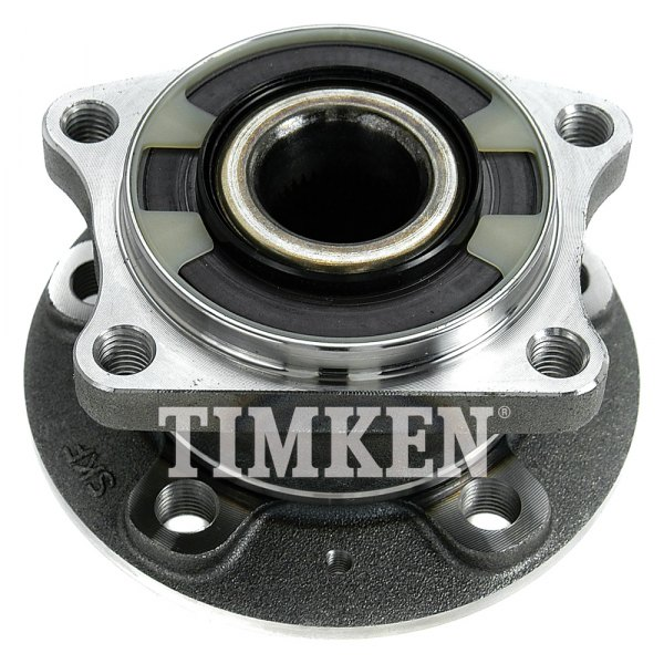 Timken® - Rear Driver Side Wheel Bearing and Hub Assembly