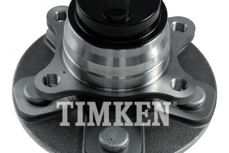 Timken® HA590270 - Front Left Wheel Bearing and Hub Assembly