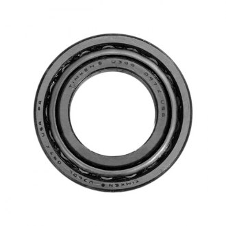 Timken® - Rear Outer Wheel Bearing and Race Set