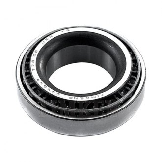 Timken® - Front Outer Wheel Bearing and Race Set