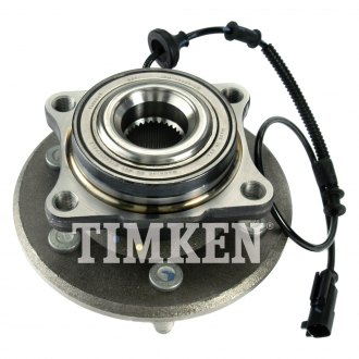 Timken® - Wheel Bearing and Hub Assembly