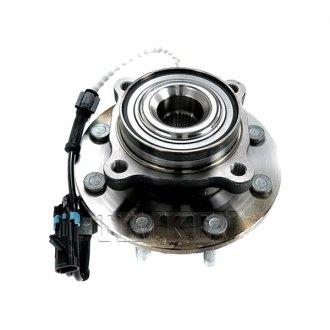 hummer  front wheel bearing   remove