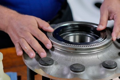 Timken® - Premium Wheel Seal Installation