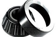 Timken® - Differential Pinion Bearing, Rear Inner