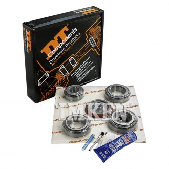 Timken® - Rear Axle Differential Bearing and Seal Kit