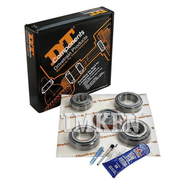 Axle Differential Bearing and Seal Kit Front Timken DRK321A