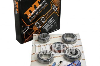 Timken® - Axle Differential Bearing and Seal Kit, Rear