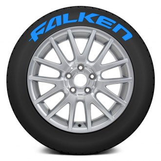 "Tire Stickers® - ""Falken"" Tire Lettering Kit"
