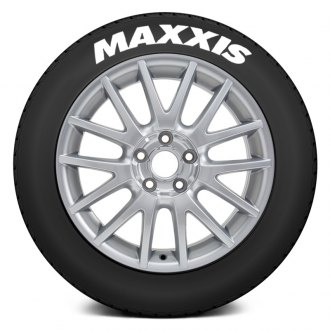 "Tire Stickers® - ""Maxxis"" Tire Lettering Kit"