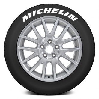 "Tire Stickers® - ""Michelin"" Tire Lettering Kit"