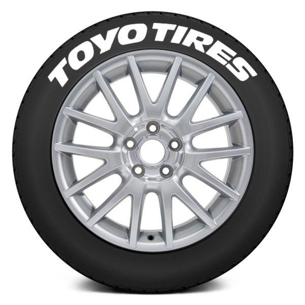 tire stickersr quottoyo tiresquot tire lettering kit With toyo tire lettering kit