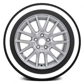 Tire Stickers® - White Wall Decal Kit