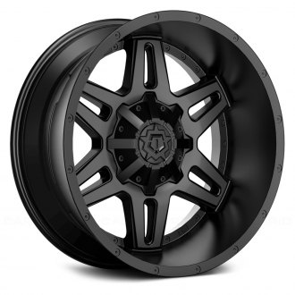 TIS® - 538MBDT Gloss Black with Machined Face and Dark Tint