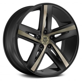 TIS® - 541BZ Satin Black with Satin Bronze Tint Face