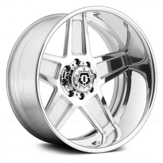 TIS® - F50P2 FORGED Polished